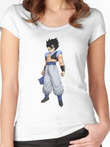 gogeta Women's Fitted Scoop T-Shirt