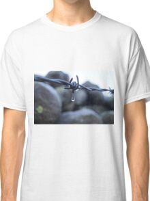 Frozen Barbed Wire Classic T-Shirt