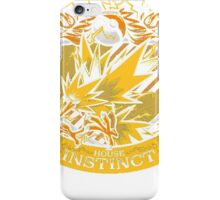 Team INSTINCT - Pokemon Go iPhone Case/Skin