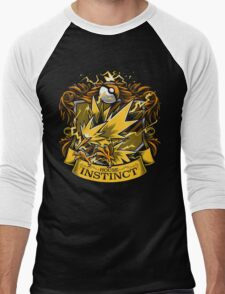 Team INSTINCT - Pokemon Go Men's Baseball ¾ T-Shirt