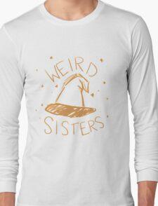 Weird Sisters Harry Potter band Long Sleeve T-Shirt