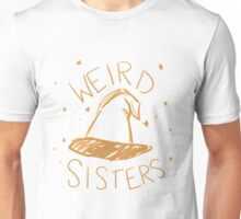 Weird Sisters Harry Potter band Unisex T-Shirt