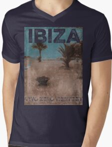 Ibiza TwoZeroThirteen Mens V-Neck T-Shirt