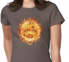 The Sun Womens Fitted T-Shirt