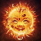 The Sun by Lukas Brezak