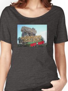 Guardians of the Galaxy Mission: Get Out  Women's Relaxed Fit T-Shirt