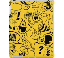 Graphic Glubees iPad Case/Skin