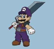 Mario Strife Purple by MrCuddles