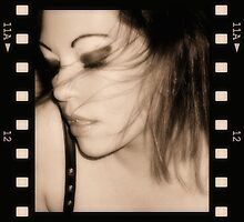 Film Strip Portrait by SexyEyes69