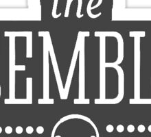 The Ensemblist Logo Sticker