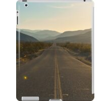 Highway 78, San Diego County, California iPad Case/Skin