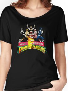 It's Morphin' Time! Women's Relaxed Fit T-Shirt