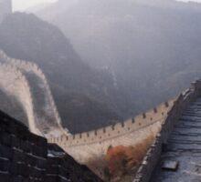Great Wall Sticker