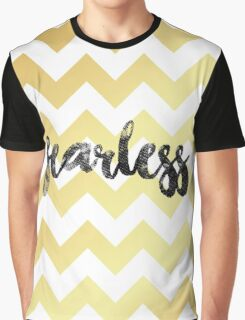 FEARLESS Graphic T-Shirt