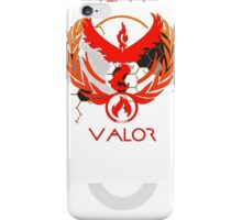 Team VALOR - Pokemon Go iPhone Case/Skin