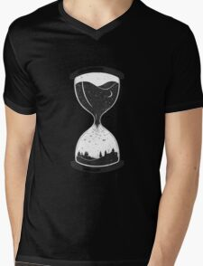 As Night Falls Mens V-Neck T-Shirt