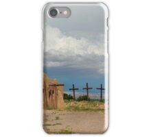 Primitive New Mexico Church iPhone Case/Skin
