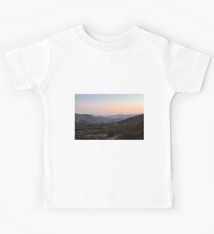Horsethief Creek, Cleveland National Forest, California Kids Tee