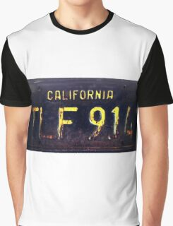 Vintage California Graphic T-Shirt