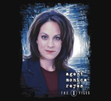 The X Files : Agent Monica Reyes by famedazed