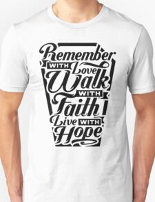 Remember with Love T-Shirt