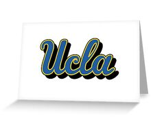 UCLA Greeting Card