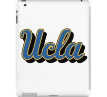 UCLA iPad Case/Skin