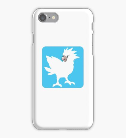 Twirow, some say it's loud cry can be heard over the world. iPhone Case/Skin