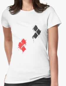 HarleyQuinn Womens Fitted T-Shirt