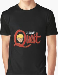 Johnny Quest Graphic T-Shirt