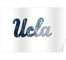 UCLA Water Poster