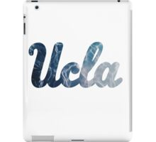 UCLA Water iPad Case/Skin