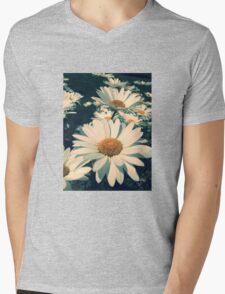 Field of white 2  Mens V-Neck T-Shirt