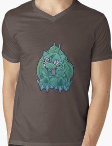 Bulbasaur Mens V-Neck T-Shirt