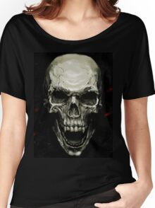 Undead Skull Women's Relaxed Fit T-Shirt