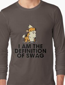 Pokemon Swag Long Sleeve T-Shirt