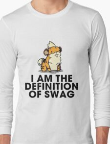 Pokemon Swag Long Sleeve T-Shirt