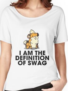 Pokemon Swag Women's Relaxed Fit T-Shirt