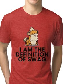 Pokemon Swag Tri-blend T-Shirt