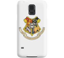 Hogwarts School Of Witchcraft and Wizadry Crest Samsung Galaxy Case/Skin
