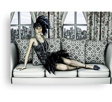 Roaring Twenties Canvas Print