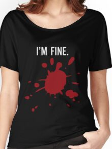 Funny health Women's Relaxed Fit T-Shirt