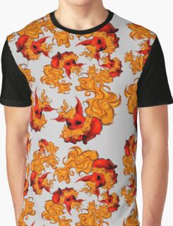 frosting fire Graphic T-Shirt
