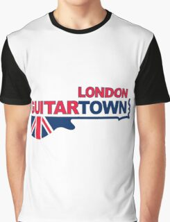 Flag and Music 578 Graphic T-Shirt