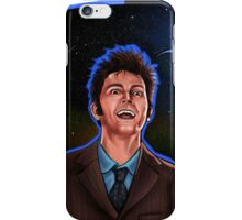 Partners In Crime Doctor Who Tenth Doctor Donna Noble David Tennant Catherine Tate #DTfan4life  iPhone Case/Skin