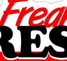 So Freakin' Fresh (7) Sticker