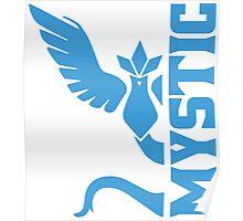Vertical Team Mystic Poster