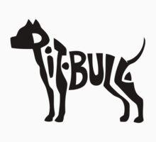 Pitbull One Piece - Long Sleeve