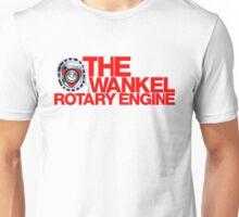 The Wankel Rotary Engine (2) Unisex T-Shirt