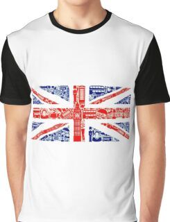 Landmark and Flag A Graphic T-Shirt